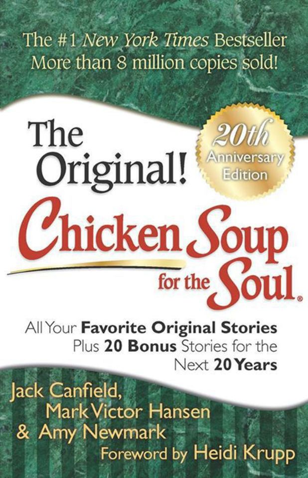 'Chicken Soup For The Soul' cover