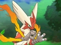 The fire and fighting-type Pokemon is the ninth confirmed fighter for the game.
