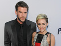 'Wrecking Ball' popstar thanks Hunger Games star for inspiring her.
