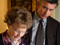 Alan Partridge star plays a journalist helping Judi Dench find her lost son.