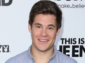 Adam DeVine is cast as Gloria's male nanny in Modern Family.