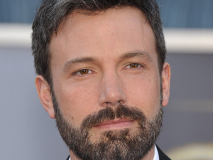Ben Affleck, beard, 2013 Oscars