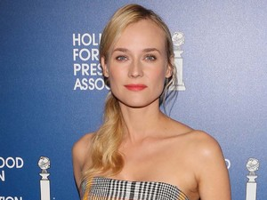 Diane Kruger at the Hollywood Foreign Press Association's 2013 Installation Luncheon