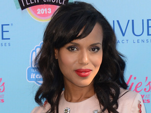 Kerry Washington at the Teen Choice Awards 2013