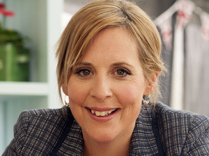 The Great British Bake Off 2013: Mel Giedroyc