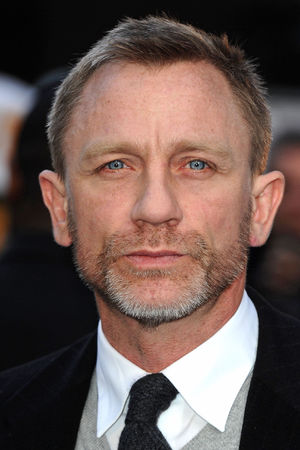 Daniel Craig at the 'The Adventures Of Tintin: The Secret Of The Unicorn' Film Premiere, London, Britain - 23 Oct 2011