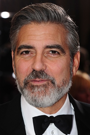 George Clooney arriving for the 85th Academy Awards at the Dolby Theatre, Los Angeles.