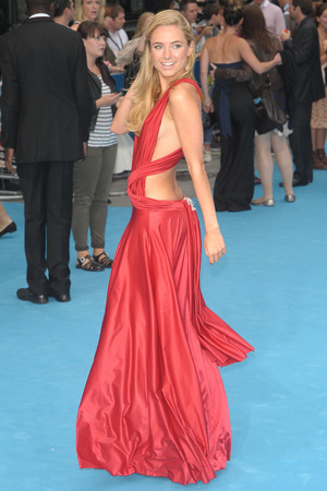 Kimberley Garner, We're The Millers UK premiere