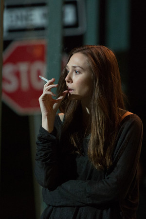 Elizabeth Olsen in Spike Lee's 'Oldboy'