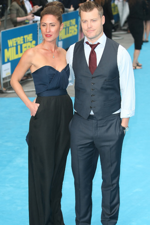 Rawson Marshall Thurber, Sarah Koplin, We're The Millers UK premiere