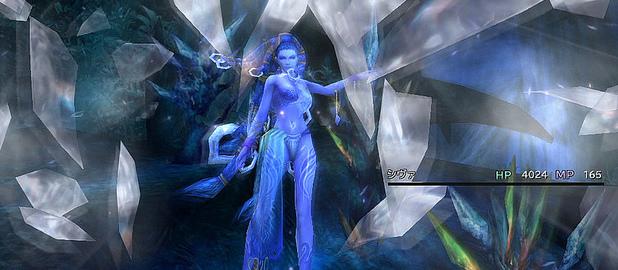 Final Fantasy X/X2 HD screenshot