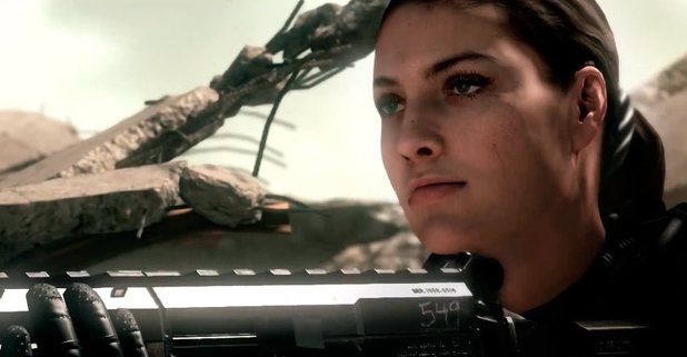 Call of Duty: Ghosts female soldier
