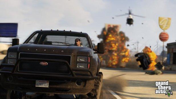 'Grand Theft Auto 5' screenshot