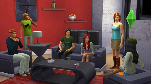 'The Sims 4' screenshot