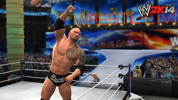'WWE 2K14' screenshot