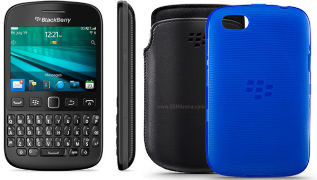 BlackBerry's 9720 smartphone