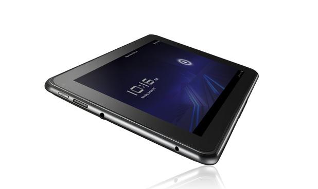 LG's Optimus Pad tablet