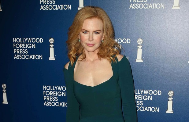 Nicole Kidman at the Hollywood Foreign Press Association's 2013 Installation Luncheon