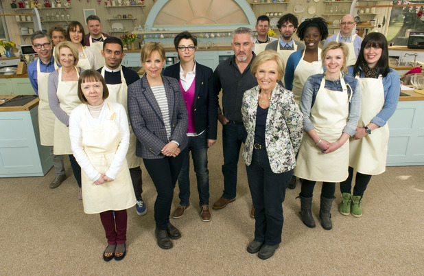 The Great British Bake Off 2013