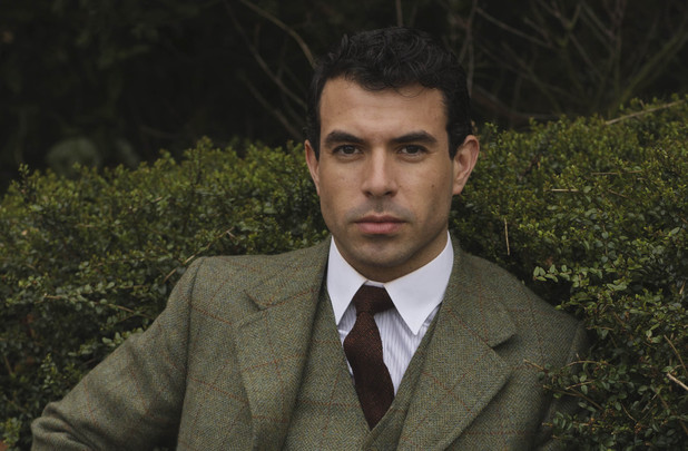 Tom Cullen as Lord Gillingham in 'Downton Abbey'