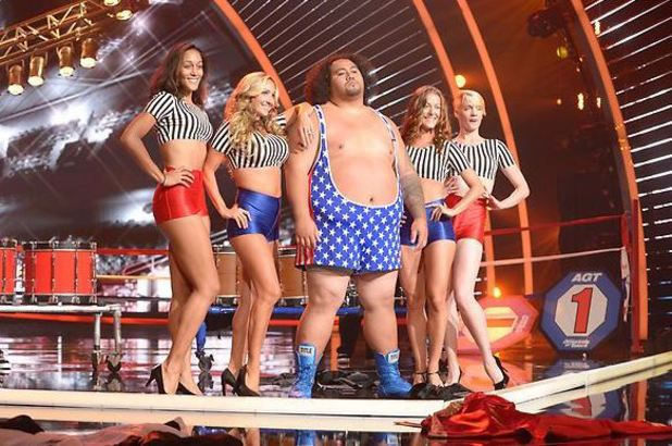 'America's Got Talent' Top 12 performances: Tummy Talk
