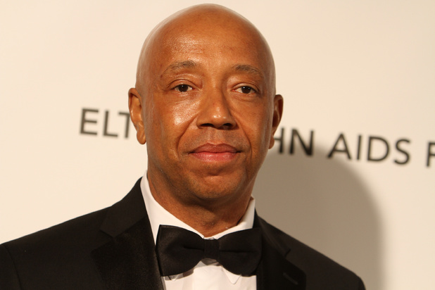 Russell Simmons ~~ Elton John AIDS Foundation's Oscar Viewing Party