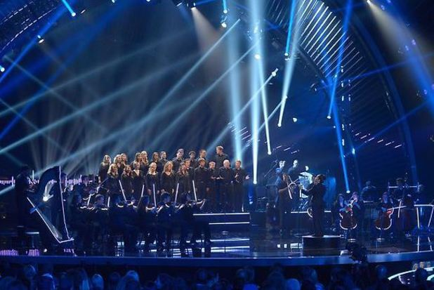 'America's Got Talent' Top 12 performances: Three Penny Chorus and Orchestra