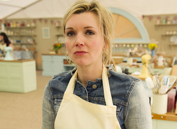 The Great British Bake Off 2013: Lucy