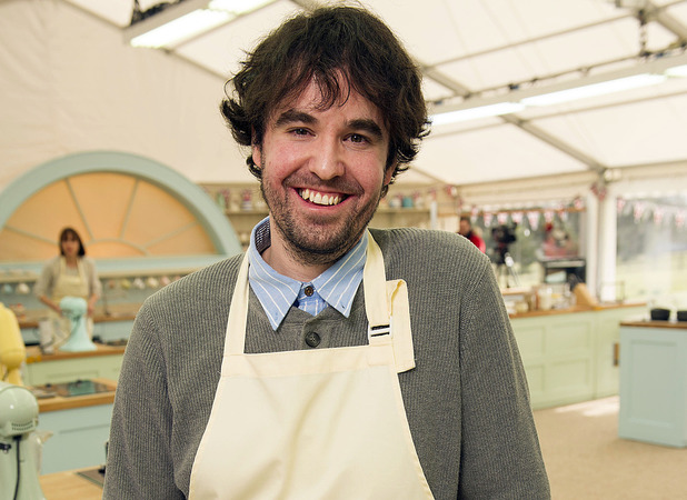 The Great British Bake Off 2013: Toby