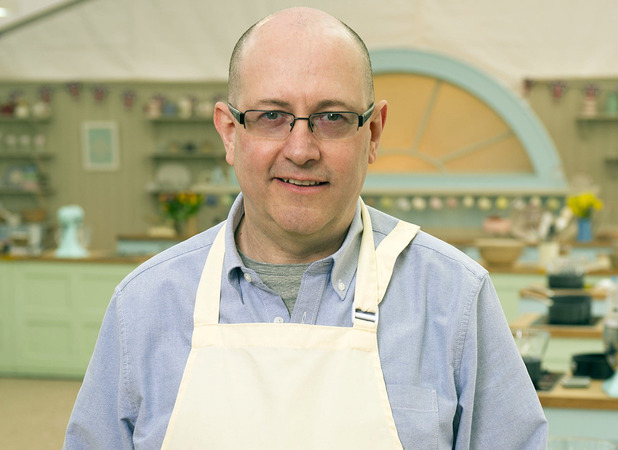 The Great British Bake Off 2013: Rob