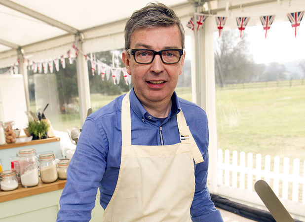 The Great British Bake Off 2013: Howard