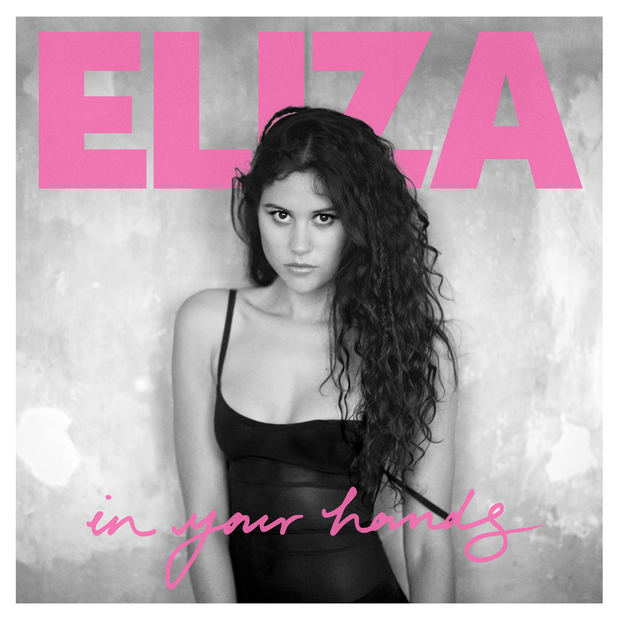 Eliza Doolittle 'In Your Hands' album artwork