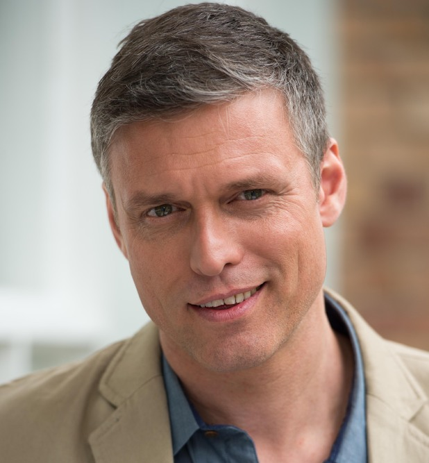 Stephen Billington as Danny Lomax in Hollyoaks