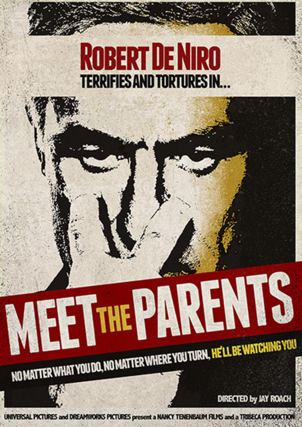 'Meet The Parents' Poster