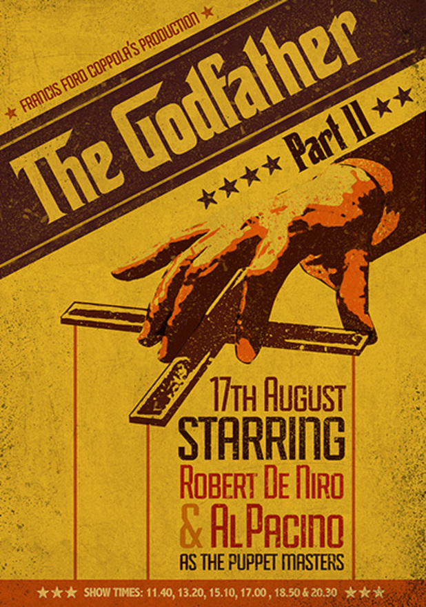 'The Godfather' Part 2 Poster