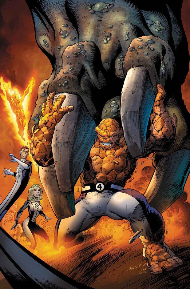 'Fantastic Four' #12