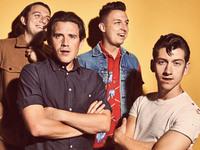 Arctic Monkeys and frontman Alex Turner