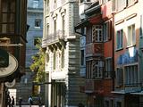 A Zurich street