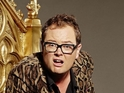 Alan Carr says that someone else has used an identical idea to his.