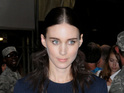 Rooney Mara New York screening of 'Ain't Them Bodies Saints', Calvin Klein
