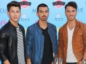 Kevin, Joe and Nick were recently reported to have split.
