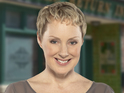 Sally Dynevor explains why Sally Webster is about to embarrass herself badly.
