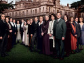 The cast of 'Downton Abbey' season 4