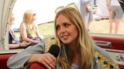 "Diana Vickers has described her new album Music To Make Boys Cry as ""mega '80s""."
