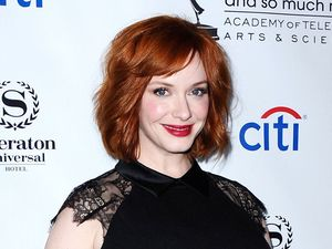 Christina Hendricks at the Television Academy Performers Peer Group Reception, Los Angeles