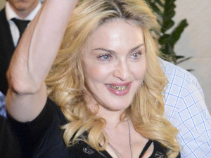 Madonna 'Hard Candy' gym launch, Rome, Italy - 21 Aug 2013