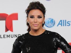 Eva Longoria attends the Tu Mundo Awards