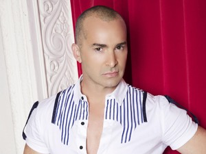 Louie Spence on Celebrity Big Brother 2013
