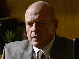 Dean Norris (Hank Schrader) in Breaking Bad S05E10: 'Blodo Money'