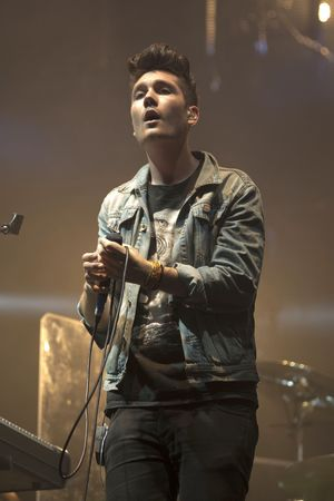 Bastille at Reading Festival 2013